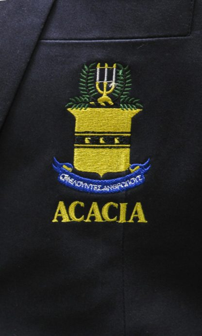 Acacia Fraternity Crest
