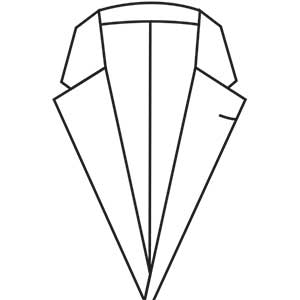Notch Lapel (default)